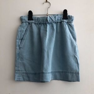 Banana Republic - Denim skirt